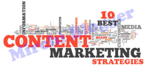10 Best Content Marketing Strategies