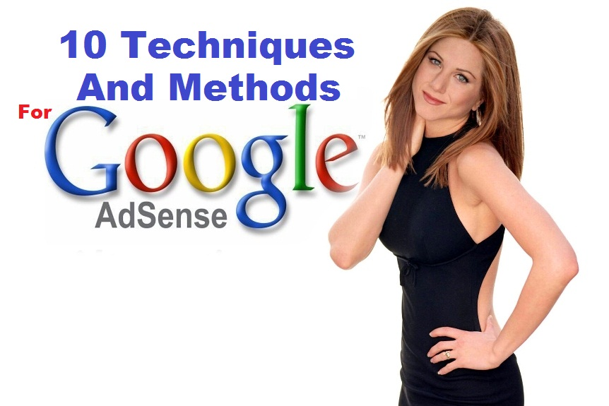 10 Techniques And Methods For Successful Google Adsense