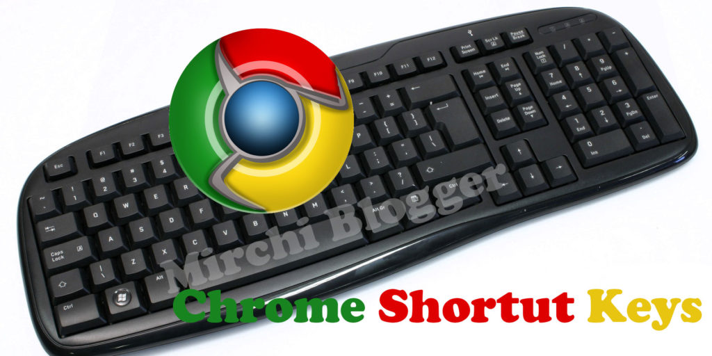 30 Google Chrome shortcut keys for keyboard