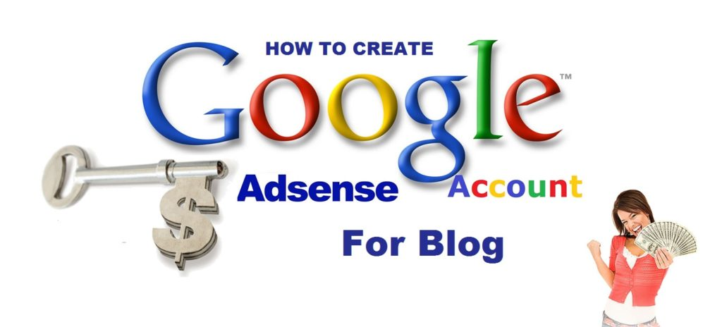How To Create Google Adsense Account For Blog