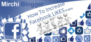 how to increase facebook page likes