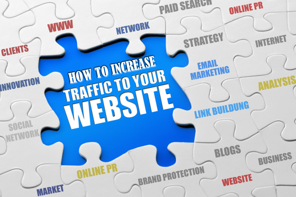 How To Increase Website And Blog Traffic