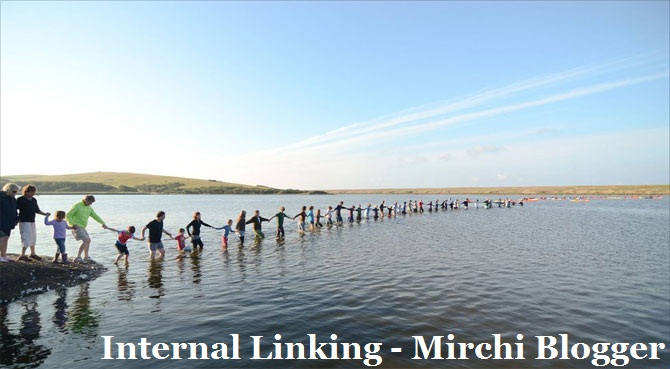 Internal Linking - Meaning And Benefits Of Internal Linking