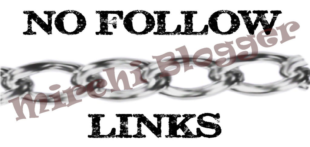No-follow Link Meaning and How and When to Use
